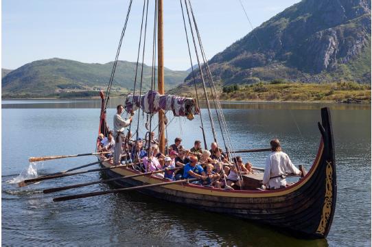 Lofotr-vikingeskib
