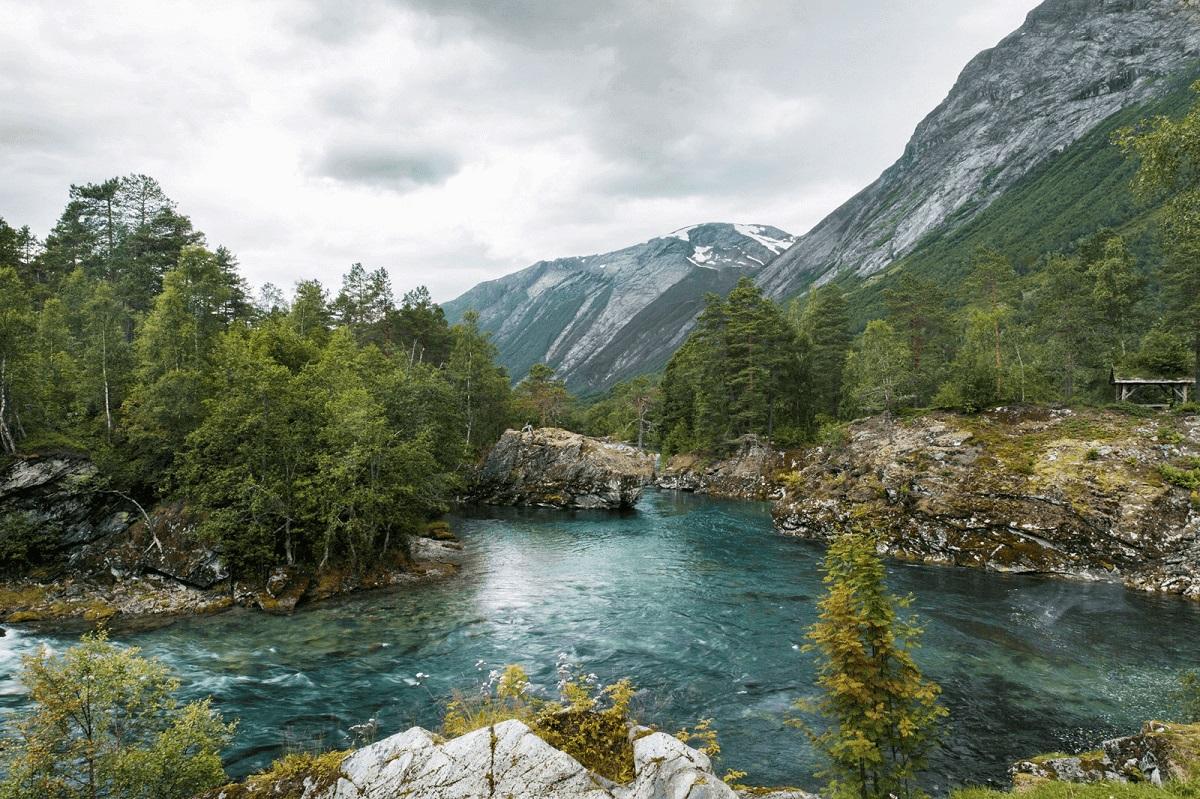 valldal-noruega