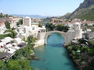 le pont de mostar