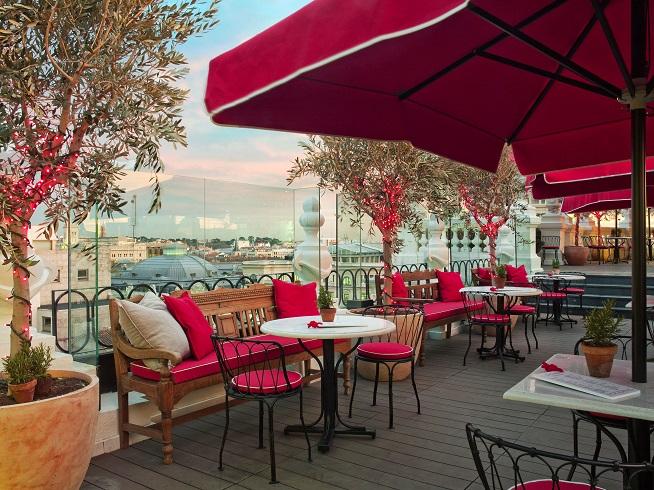 The Principal Madrid Hotel_Terraza_Horizontal