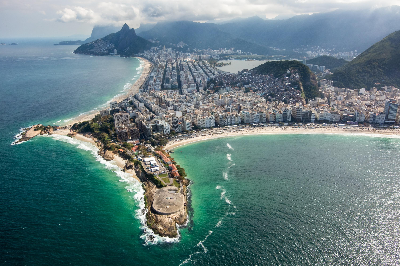 23 de Novembro de 2016 - Rio de Janeiro/RJ, Brasil. Aereas no Rio de Janeiro, Rio de Janeiro/RJ. (Credits: Gabriel Heusi/Heusi Action).