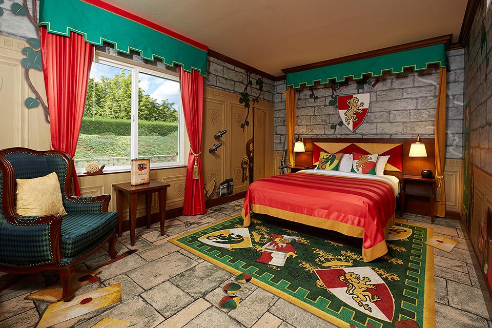 Legoland chambre royauté