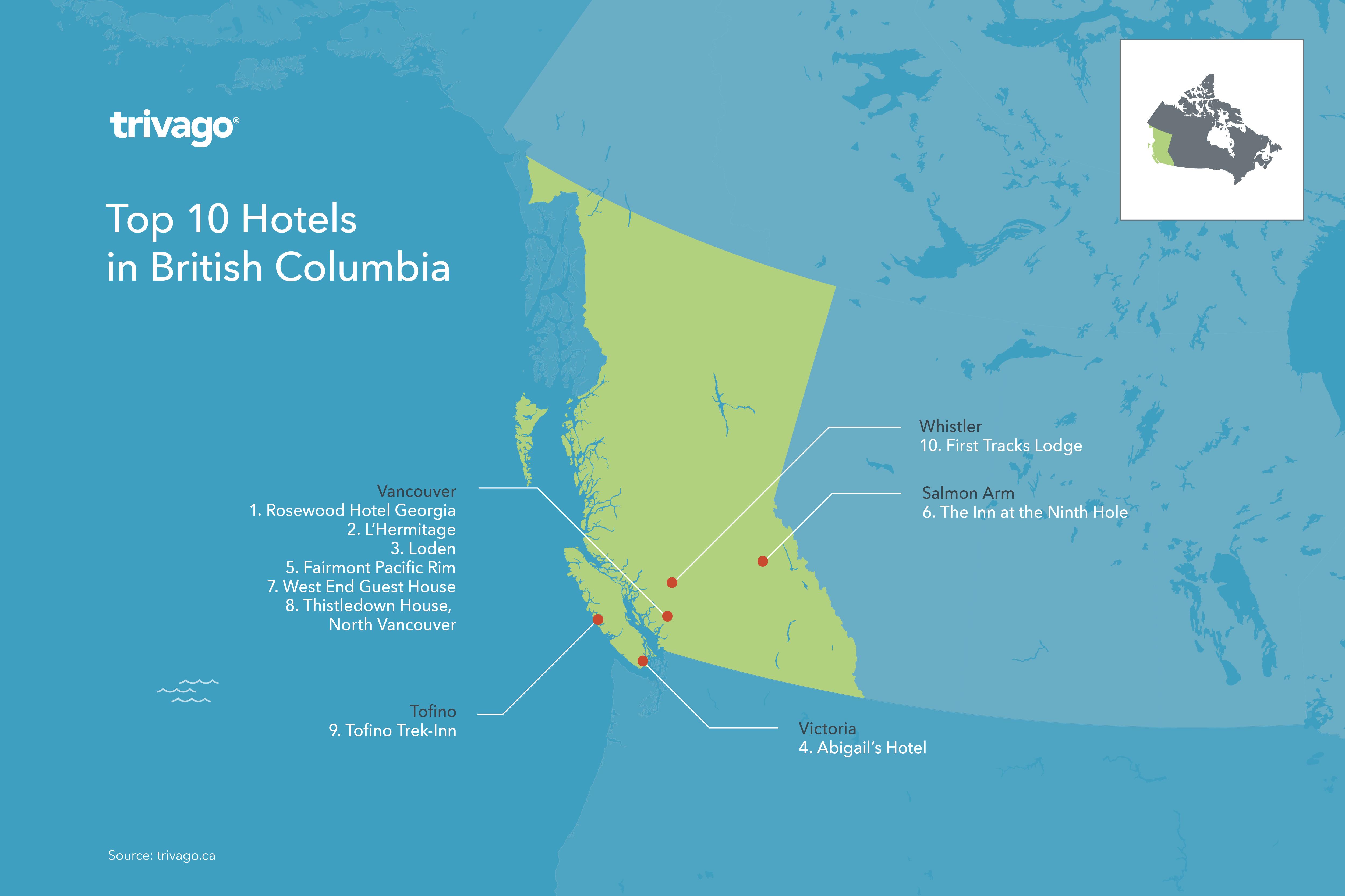 CMC-6793 British Columbia Map